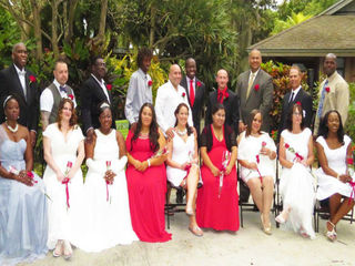 TC couples tie the knot on Valentine's Day