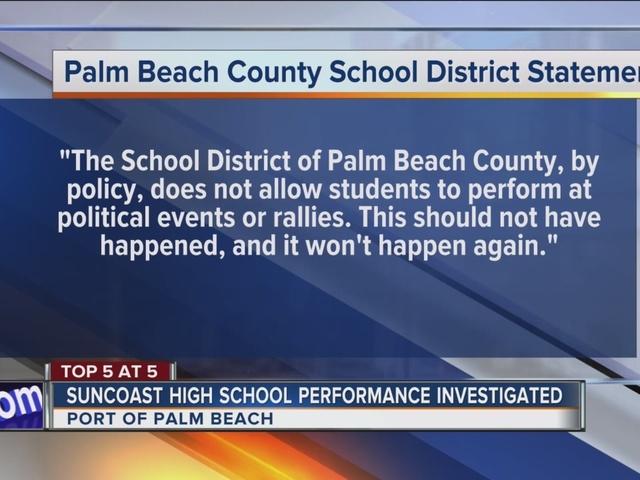 School District Of Palm Beach County Portal
