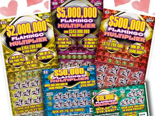 Jupiter man, 19, wins $2 million playing lottery