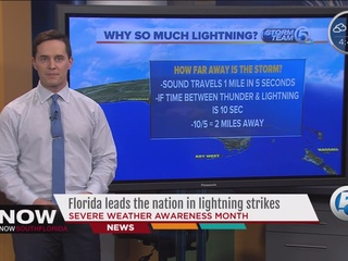 Severe Weather Awareness: Lightning