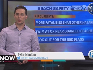 Severe Weather Awareness: Beach & Boating Safety