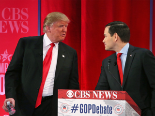 Trump encourages Rubio to run again for Senate