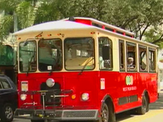 West Palm Beach seeks trolley contract renewal