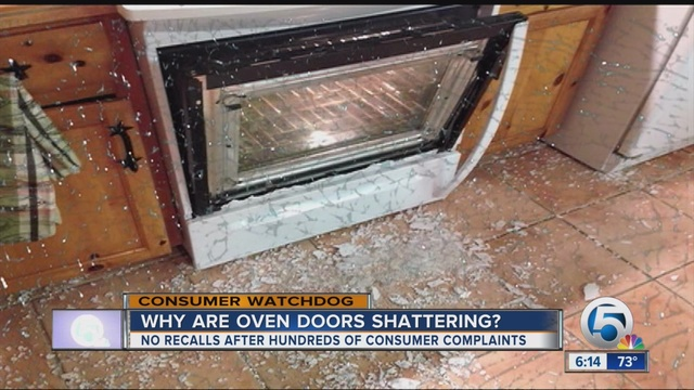 The Safety Institute Wants Kenmore 790 Model Ovens Recalled Due To  Shattering Glass   ABC2News.com