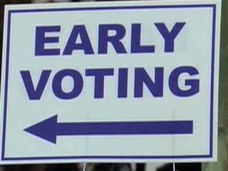 Early voting begins Monday in Martin County