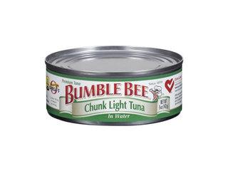 Bumble Bee recalls 31K cases of chunk light tuna