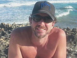 Missing surfer's cellphone found
