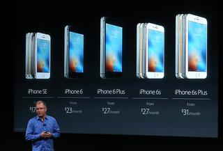 Apple announces smaller iPhone, iPad Pro,...