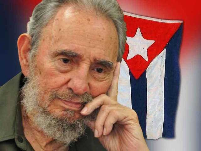 fidel castro responds to president obama s to in ap graphicsbank