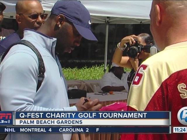 Q-Fest begins with charity golf tournament