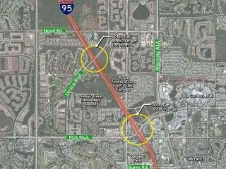 New I-95 interchange proposed in PB Gardens