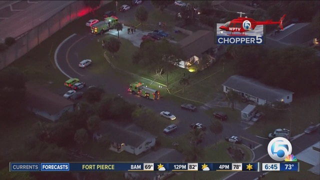 Body Found After Fire At Palm Beach Gardens Home