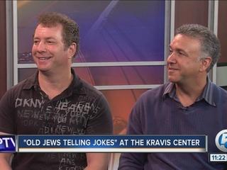 'Old Jews Telling Jokes' at the Kravis Center