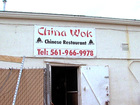 China Wok customer says he found roach in food