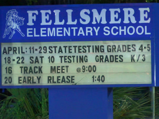 Fellsmere Elementary School denies mold problem