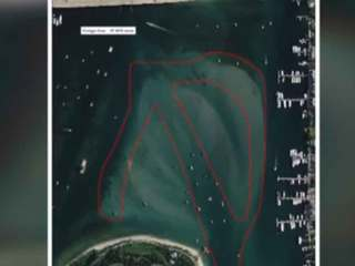 Group seeks to dredge around Peanut Island