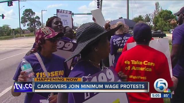 West Palm Beach Minimum Wage