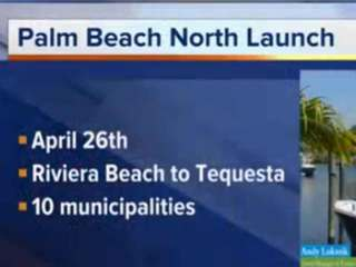'Palm Beach North' launches April 26