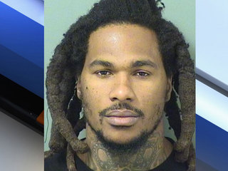 Ex-NFL player arrested again in Palm Beach Co.