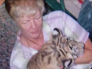 Boynton Beach woman recalls 2002 tiger attack