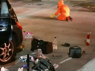 Mobile meth lab busted in Stuart