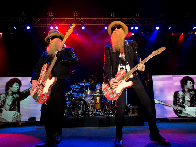 ZZ Top cancels 2016 SunFest appearance