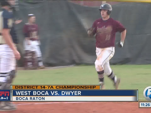 Dwyer wins district title