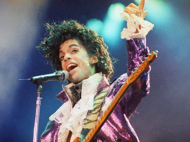 Leslie Streeter discusses Prince