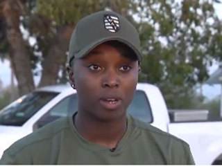 PBSO introduces first female SWAT team member