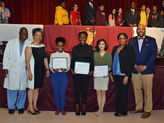 Glades Central students awarded scholarships