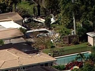 3 in Pompano Beach plane crash ID'd