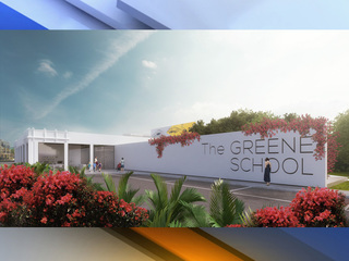The Greene School opening in September