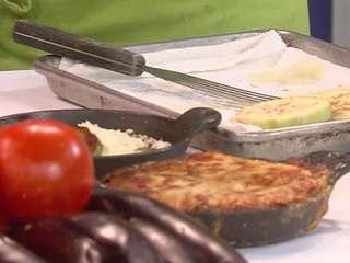Avocado Grill eggplant parmesan recipe (4/27/16)