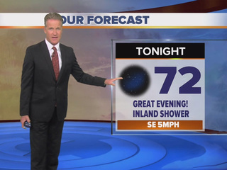 Hot and sunny through the weekend