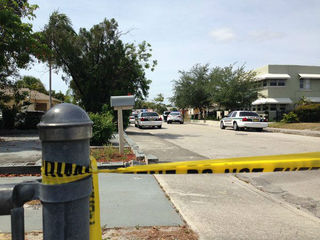 Person shot in Lake Worth