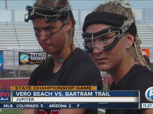 Vero Beach Girls Lacrosse State Title Streak Ends with Loss to Bartram Trail