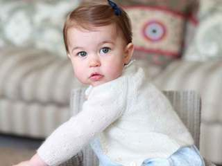 New photos of Princess Charlotte released