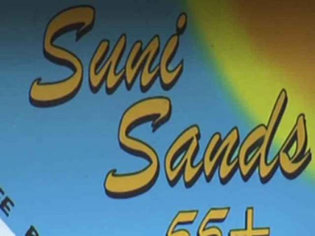 People Who Live At The Suni Sands Mobile Home Park Waterfront Community In Jupiter Are Being Forced Out