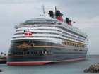 Stomach bug reported on the Disney Wonder