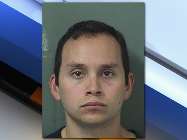 Palm Beach Gardens High School teacher arrested