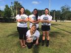 Jupiter H.S. sacks last tackle powder-puff game