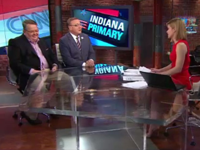 Ted Cruz state director: 'We're not going to nominate Hillary Clinton…