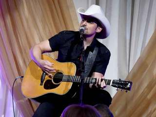 Brad Paisley donates $100K to flood relief