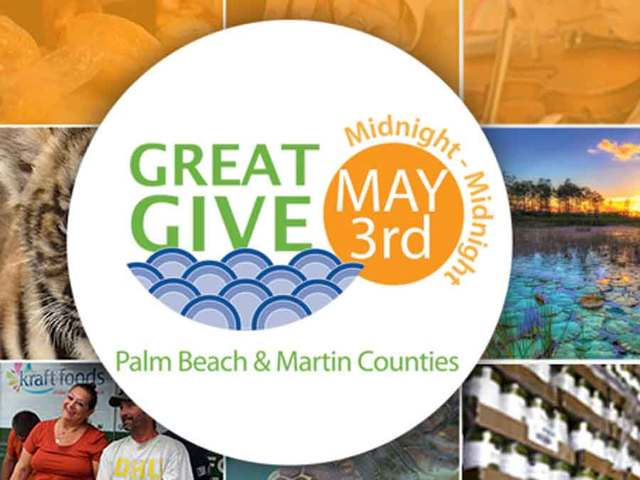 Support your favorite organizations during the 'Great Give' on Tuesday