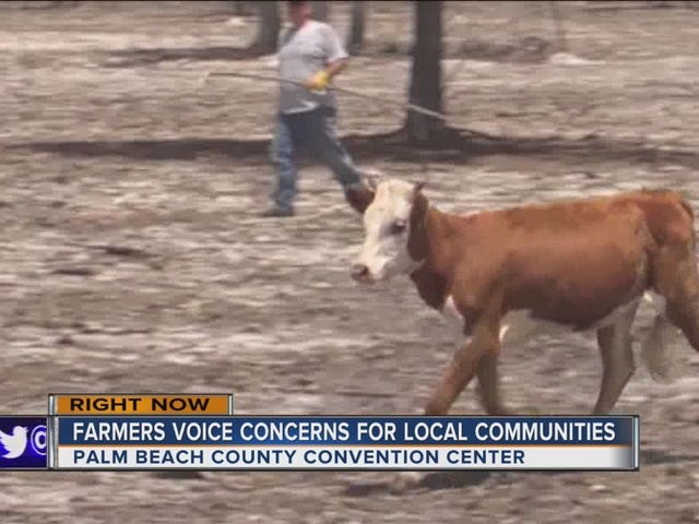 Flooding concerns a hot topic at agricultural summit
