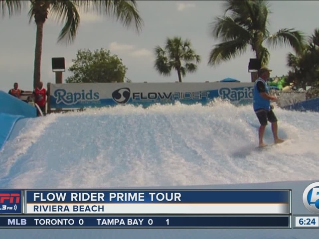 Flow Rider Prime Tour