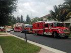 Gas leak causes evacuation in Wellington