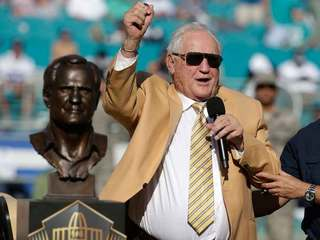 Former Dolphins coach Don Shula hospitalized