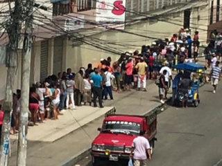Couple returns from Ecuador after earthquake