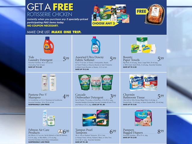 Wptv coupons